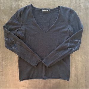 Zadig and Voltaire cashmere sweater